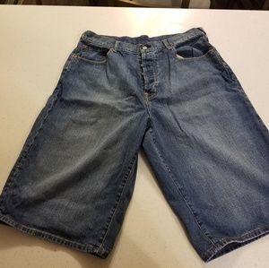 Evisu Jean shorts Mens waist 34